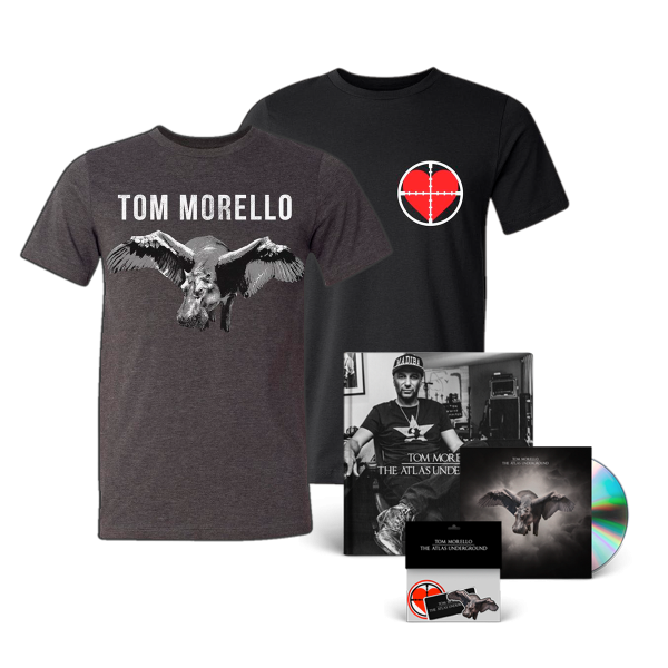 Tom Morello Merch